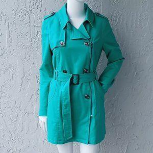 Willi Smith Double Breasted Rain Jacket/Coat